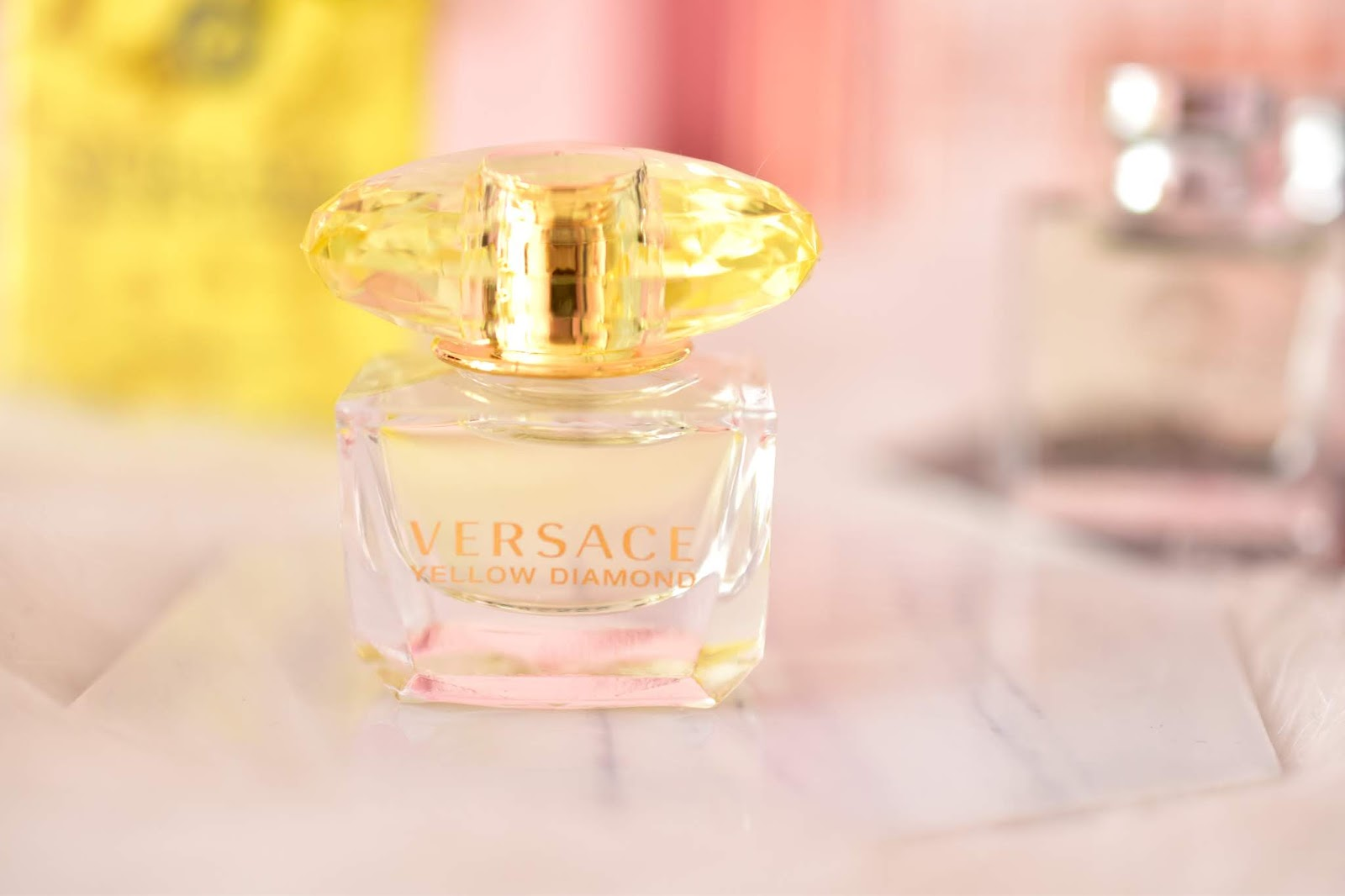 Versace Yellow Crystal