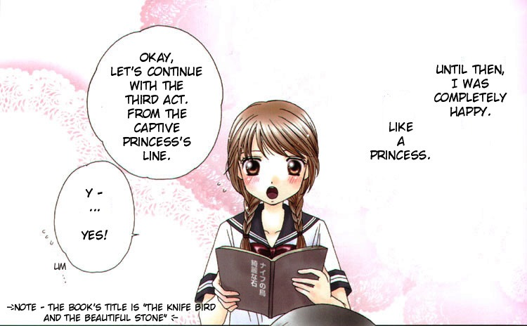 A Kiss, Love, and a Prince | Yuri Manga Pdf Download