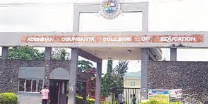 Adeniran Ogunsanya College of Education (AOCOED) 2018/2019 School Fees