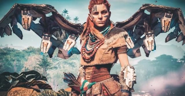 الإعلان عن لعبة Horizon: Forbidden West حصريًا لجهاز PS5