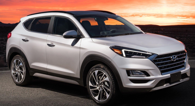 Hyundai Tucson 2020 launched the US market, replaced engines, more technology