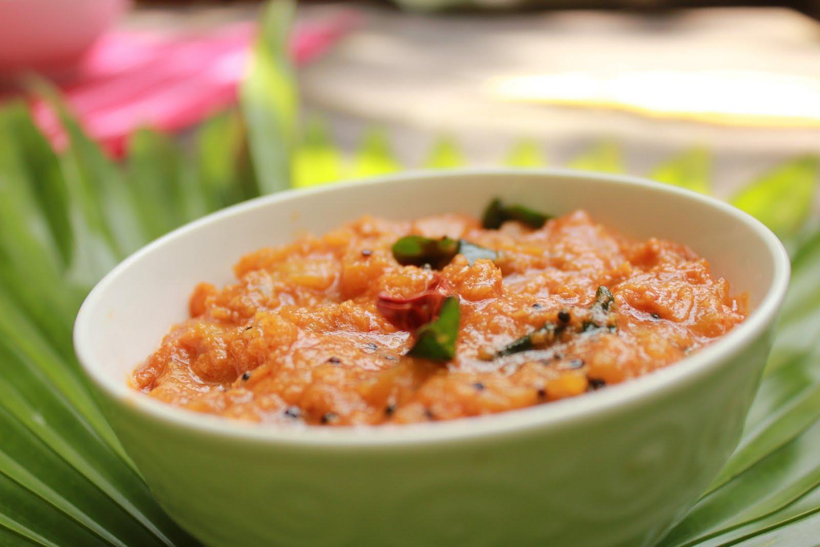 Rinku Kitchen Treats Pineapple Madhura Pachadi Sweet