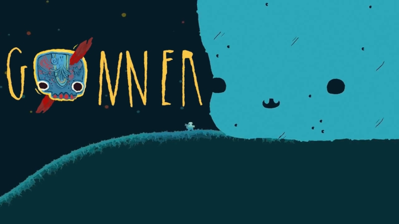 GoNNER PC Game Free Download Poster