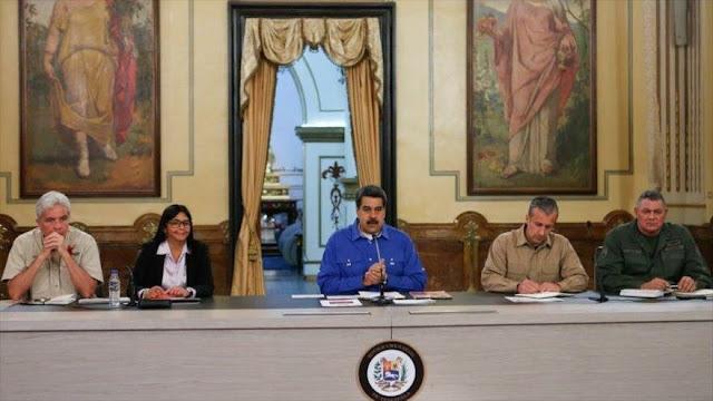 """Maduro: EEUU teme el modelo económico """"alternativo"""" de Venezuela"""