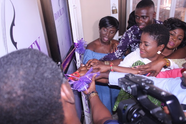 Ohemaa Mercy Launches Live Recording Studio [Video]