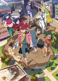 anime komedi terbaik 2020