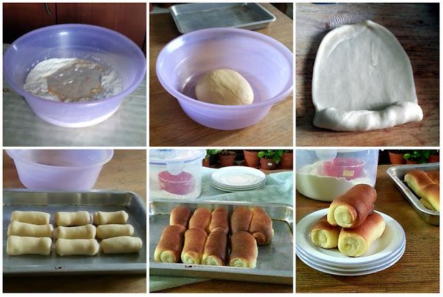 Milk Bread Rolls Recipe @ treatntrick.blogspot.com