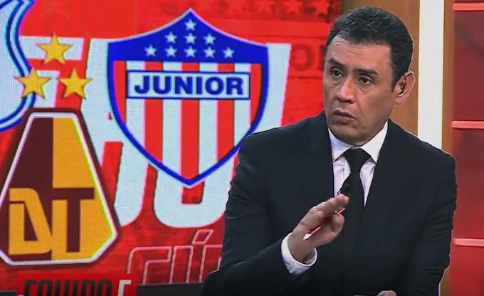 """'Pacho' Vélez y sus polémicas declaraciones sobre el DEPORTES TOLIMA: """"Es el equipo más hipócrita del fútbol colombiano"""""""