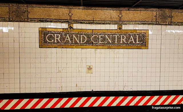 Estação de metrô Grand Central, Nova York