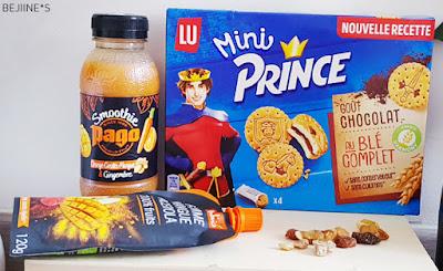 """Unboxing DegustaBox """"Comme un Chef"""" lu prince"""