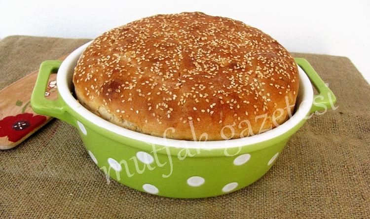 nohut mayası ile ekmek