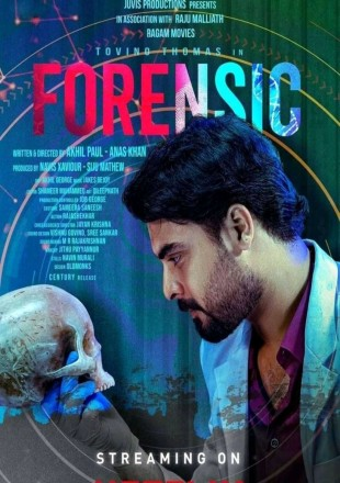 Forensic 2020 Hindi Dubbed HDRip 720p