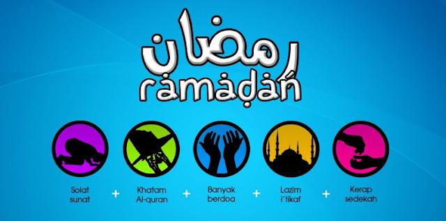 Amalan Bulan Ramadhan yang Perlu Kamu Lakukan