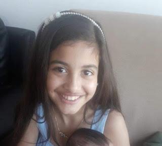 مصرع لين حسن سعيد نصراوي (10 سنوات)