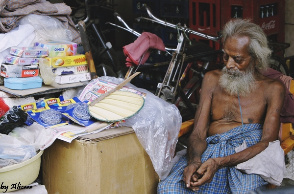 Oameni-Varanasi