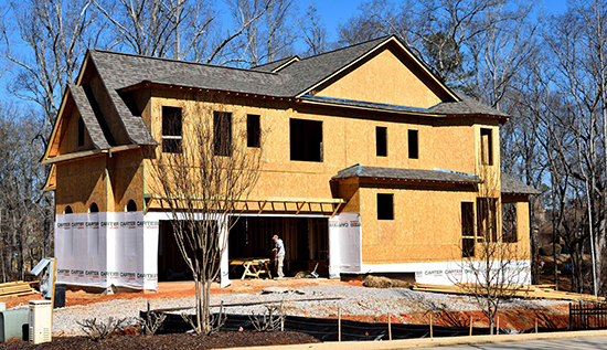 December has best deals on new construction homes