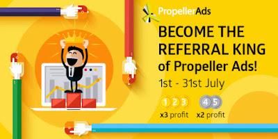 Earn Through Propeller Ads (No Scam)