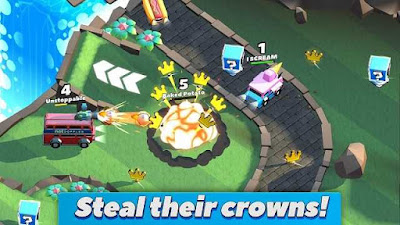 Crash of Cars Android Apk MOD