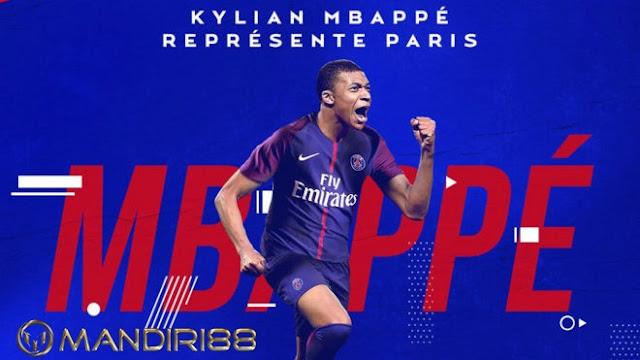 Bintang muda Prancis ini unggul jauh atas para pesaingnya Berita Terhangat KyliaN Mbappe Raih penghargaan Golden Boy Award