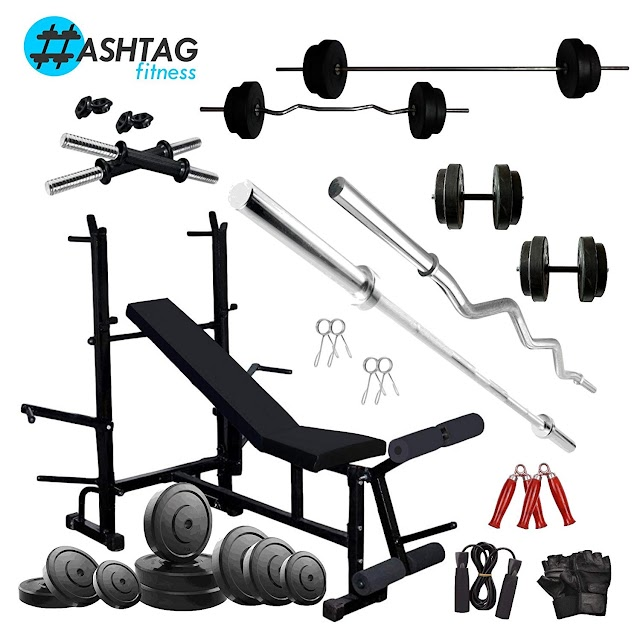 Top 5 Best Home Gym Set in India at Affordable Price