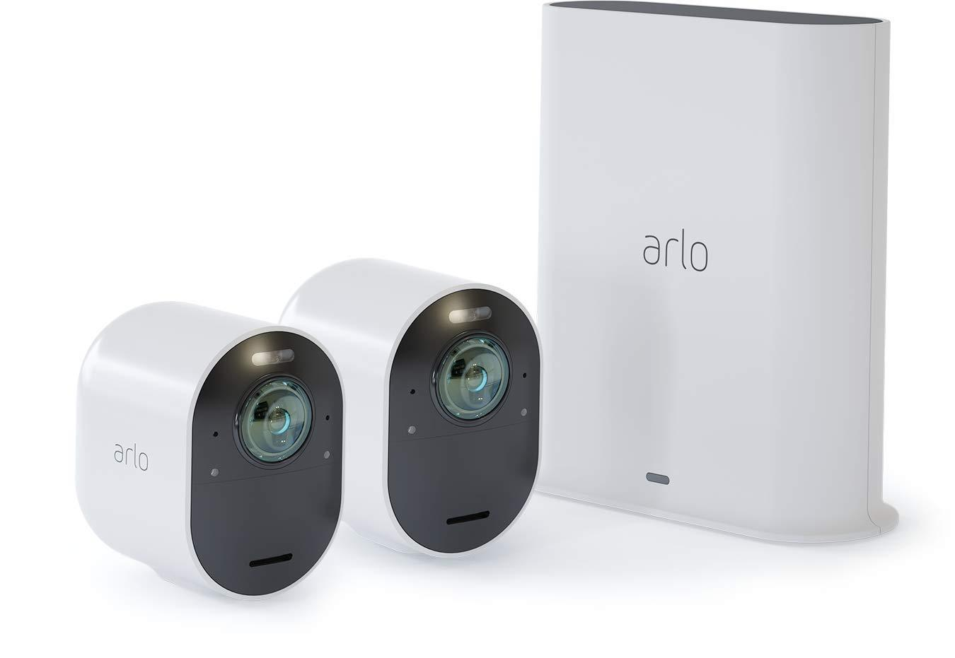 ARLO ULTRA 4K UHD WIRE-FREE SECURITY CAMERA SYSTEM