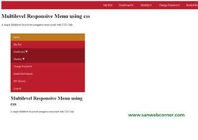 multi-level-responsive-drop-down-menu-using-css