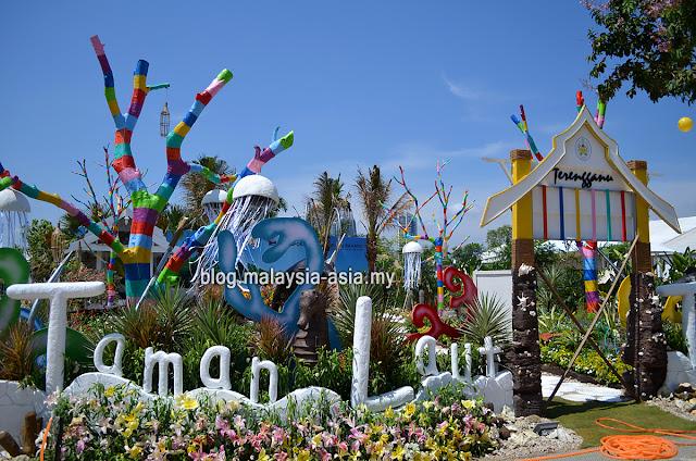 Taman Laut Terengganu Royal Floria