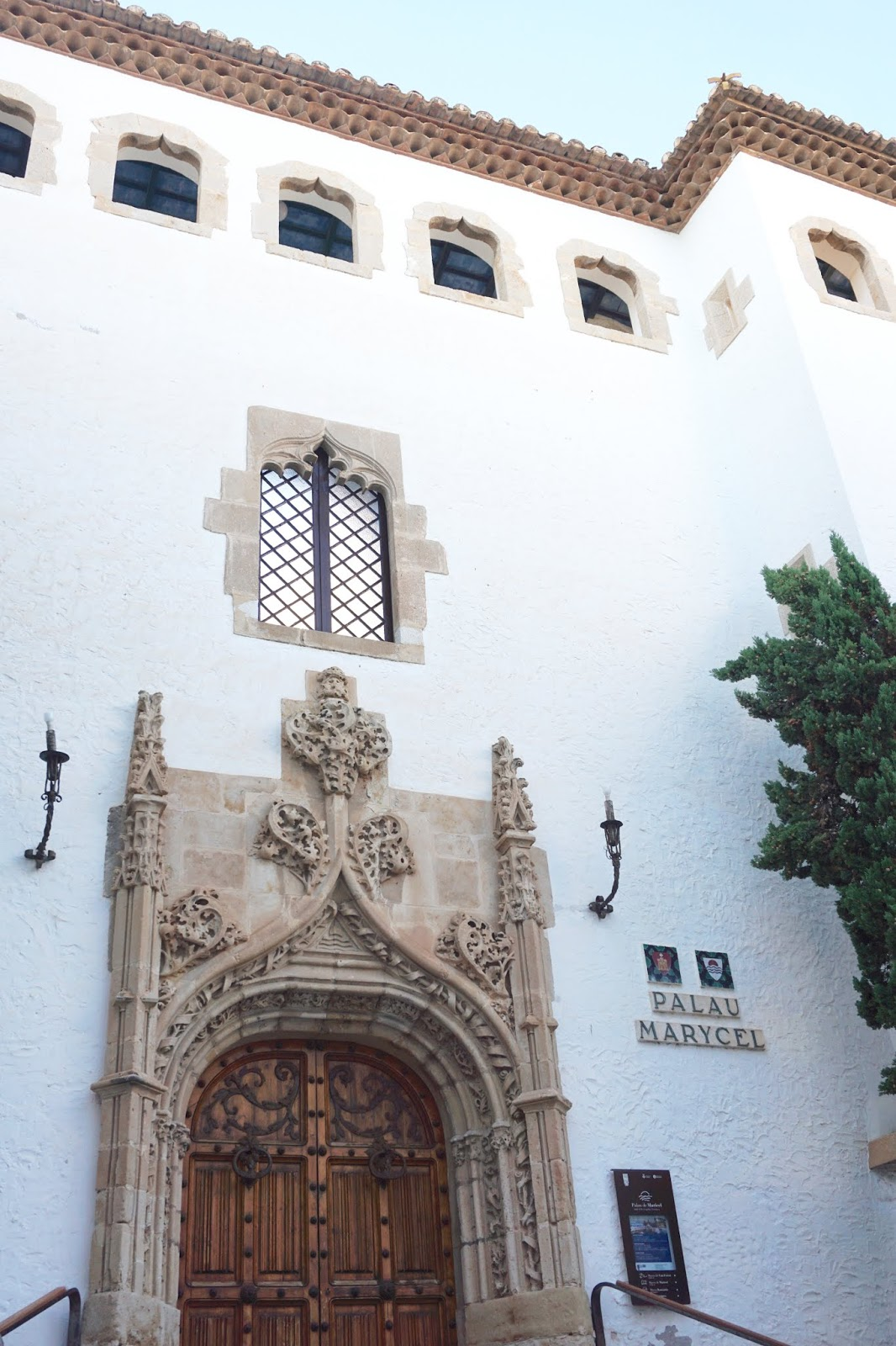Spain Palau de Maricel The Maricel Palace Things to do in Sitges
