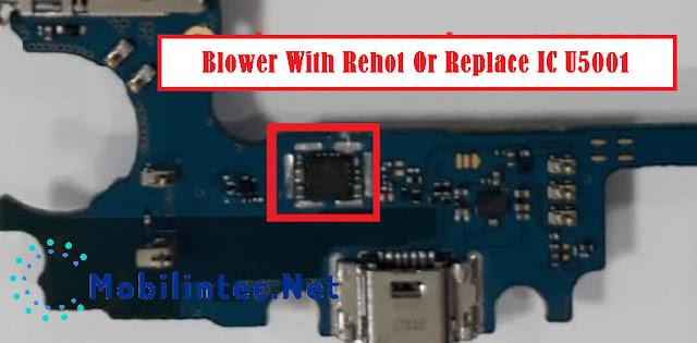 Repair Home Botton Samsung Galaxy J3 2017 Not Working