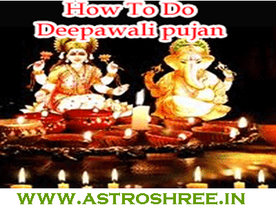 deepawali puja process step by step by astrologer