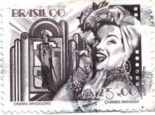 Selo Carmen Miranda