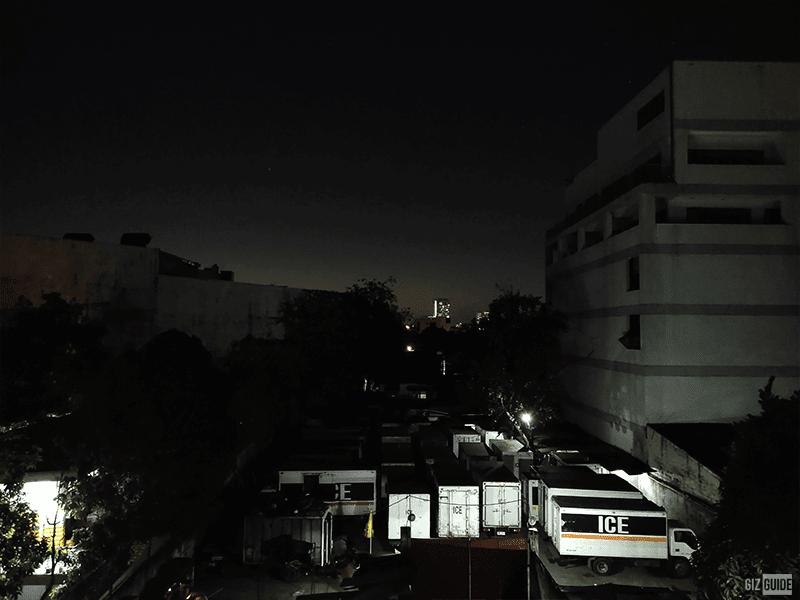 Low light 1x camera