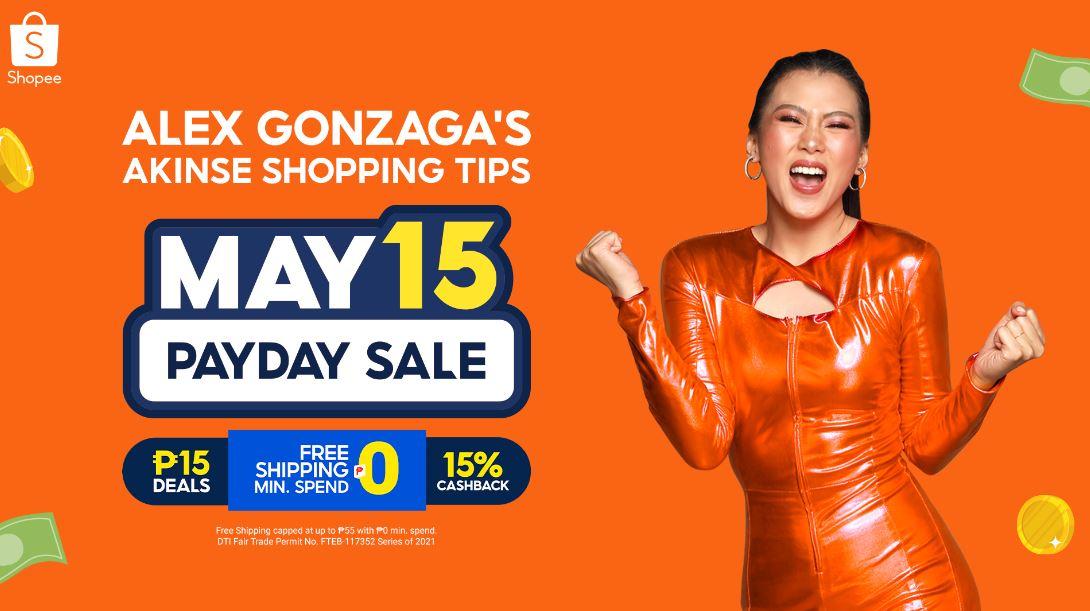 Alex Gonzaga dishes Akinse shopping tips