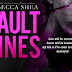COVER REVEAL - FAULT LINES by REBECCA SHEA