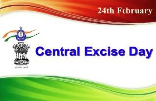 Central Excise Day