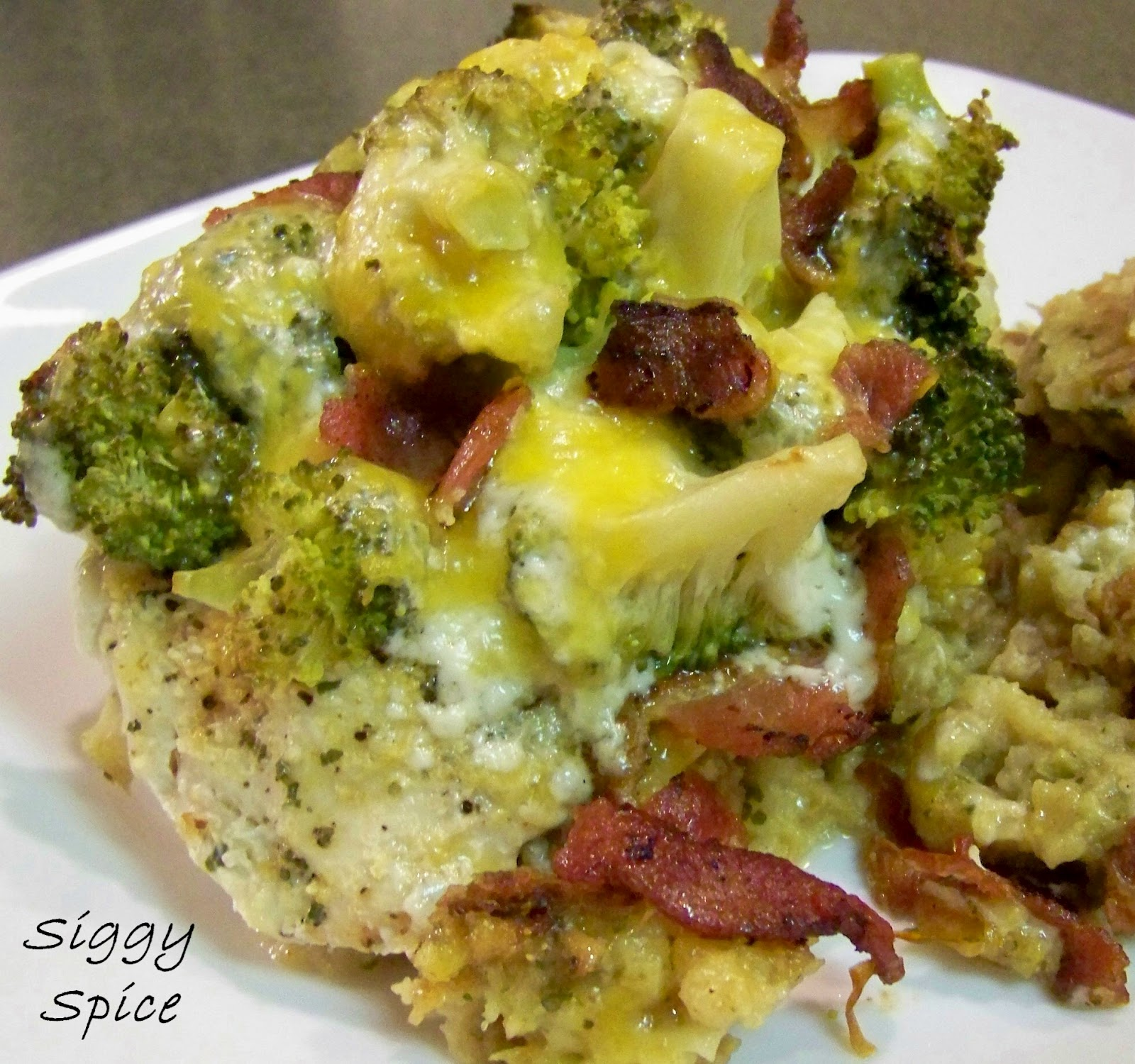 Chicken And Broccoli Oven Recipe