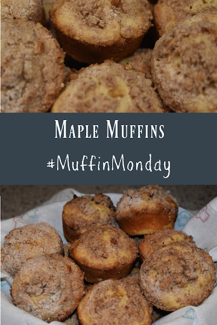 Maple Muffins pin