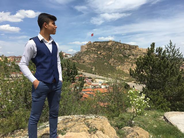 Hasan Cem Akçaoğlu Kastamonu Kalesi Mezuniyet 2019 - Mayıs 2019
