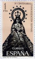 1693 IV CENTENARIO DE LA EVANGELIZACIÓN DE FILIPINAS