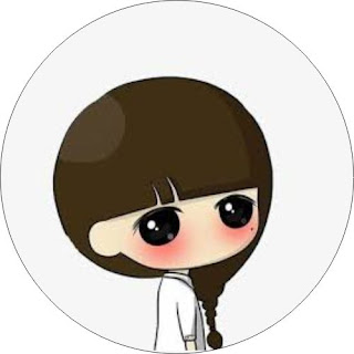 cartoon profile picture for girl
