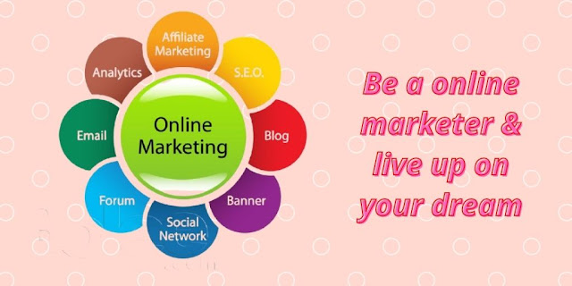 Introduction online marketing