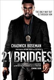 streaming movies 21 Bridges (2019) sub indo nontonxxionline