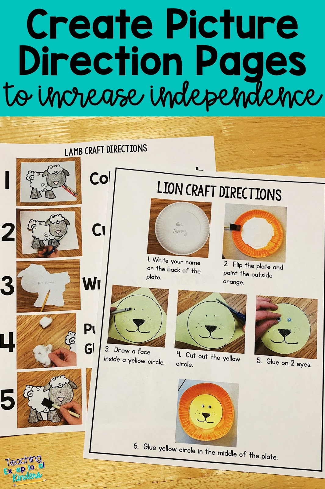 How To Use Visual Supports To Improve Your Classroom