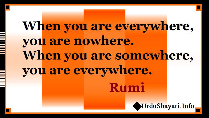 Deep Quotes, maulana rumi quotes, Author of the essential rumi