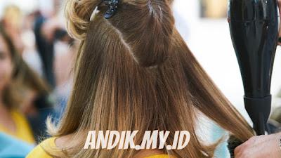 rambut, rambut mengembang, agar rambut tidak mengembang, tipe perawatan rambut,