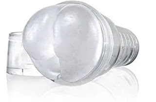 Ice Crystal [Jack Ass] Fleshlight Masturbator Toy