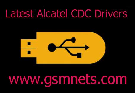 Latest Alcatel CDC Drivers Download