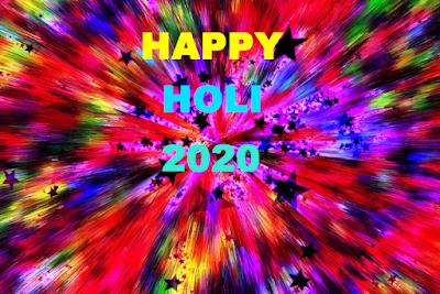 holi in 2020