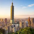 Tempat Bangunan Wisata di Taiwan Paling Indah