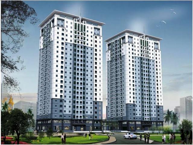 Giá bán căn hộ hh1 linh đàm dự án vàng đường Linh Đường